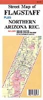 Flagstaff & Northern Arizona Recreation Map - Product Image