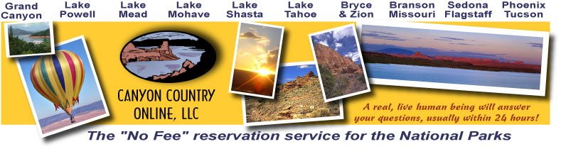 Lake Mead Travel Information