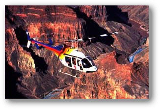 See the Grand Canyon by Helicopter