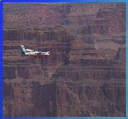 Visionary Airplane Tour Grand Canyon