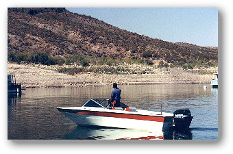 Boat Rentals at Echo Bay Marina | Lake Mead, NV