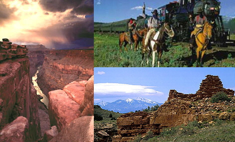 Travel Trips, Grand Canyon, Indian Ruins