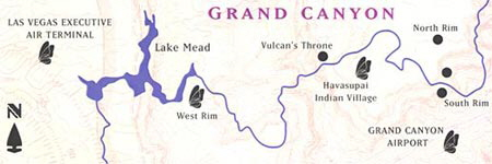 North Grand Canyon Tour